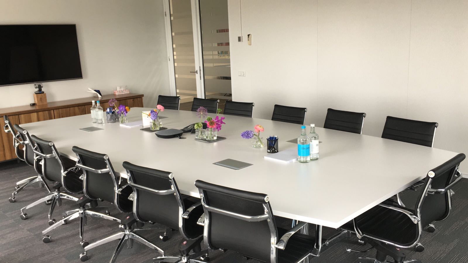 Office furniture meeting table